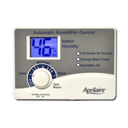 Aprilaire #62 Humidistat With Blower Activation -
