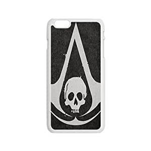 LINGH Assassin's creed rogue Case Cover For iphone 4 4s Case