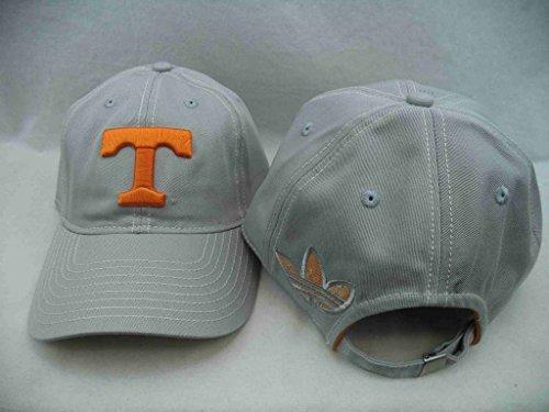 Tennessee Volunteers Adidas NCAA Grey Slouch Adjustable Hat Cap OSFA