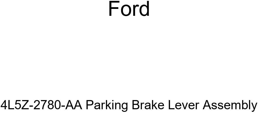 Genuine Ford 4L5Z-2780-AA Parking Brake Lever Assembly