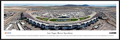 Las Vegas Motor Speedway - Blakeway Panoramas NASCAR Poster - Las Vegas Nascar Race