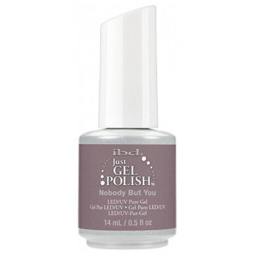 IBD Just Gel Nail Polish, Nobody But You, 0.5 Fluid Ounce