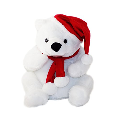 big stuffed animal polar bear - 6