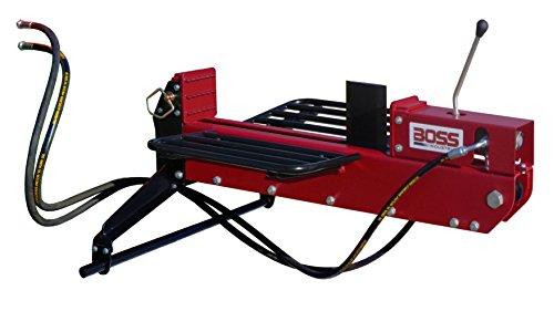 Boss Industrial 3Pt Dual-Action Log Splitter. 13 Ton