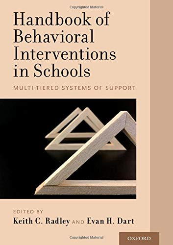 Multi Oxford - Handbook of Behavioral Interventions in Schools: Multi-Tiered Systems of Support