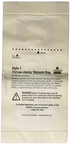 Bissell Style Vacuum Bag 32120 product image