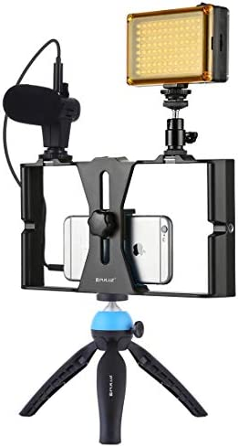 Smartphone PULUZ Microphone Tripod Samsung product image
