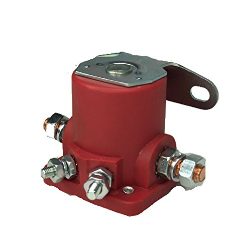 New Ford Starter Car Truck Solenoid Relay 12V HeavyDuty SW3 - Red -