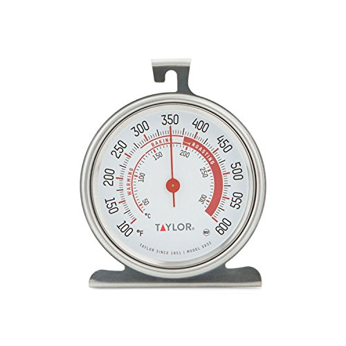 Taylor Classic Series Large Dial Oven Thermometer (Best Red Wine Brands In Usa)