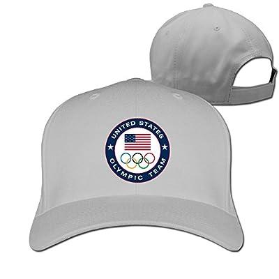 2016 Team USA Olympic Logo Adjustable Baseball Cap Hip-hop Hat