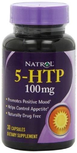 Natrol 5-HTP Capsules 100mg, 30-Count