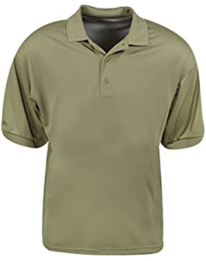 Perfect Cast Polo Sleeve Logo Sage Size Small!