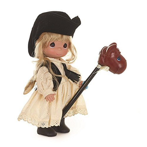 Precious Moments Dolls by The Doll Maker, Linda Rick, Blazing a Trail with You, 12 inch - Precious Vinyl Doll Moments
