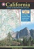 Benchmark Maps California Road & Recreation Atlas