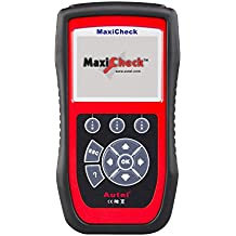 Autel MaxiCheck Pro Diagnostic Tool for Oil Service, ABS, SRS, BMS, DPF, Chassis/Brake/ Oil Light/Steering Angle EPB/SBC Service Trouble Codes Scanner