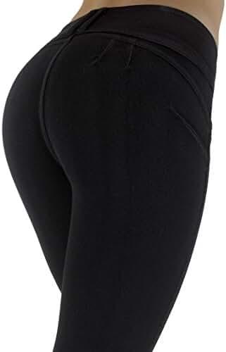 U-Turn Jeans Women's Stretch Cotton,Butt Lift,Skinny Leg Pants