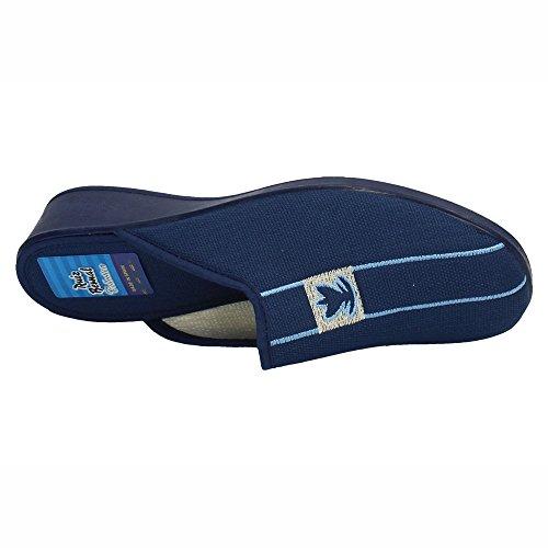 32106 Chaussons Marine BERNAL RUIZ Pour Femme Bleu SFExcqw5