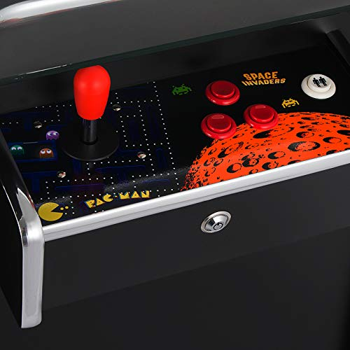 VEVOR Cocktail Arcade Game Machine with 60 Games 19 Inch Screen Classic Arcade Game Cabinet Home Commercial Settable Cocktail Table Retro Game by VEVOR (Image #6)