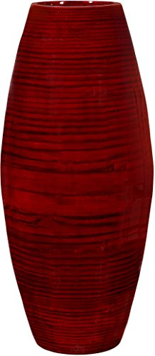 Spun Bamboo Vase (Home Essentials & Beyond 73246 Home Essentials 18