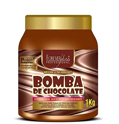 Forever Liss Chocolate Bomb Mask 1Kg ()