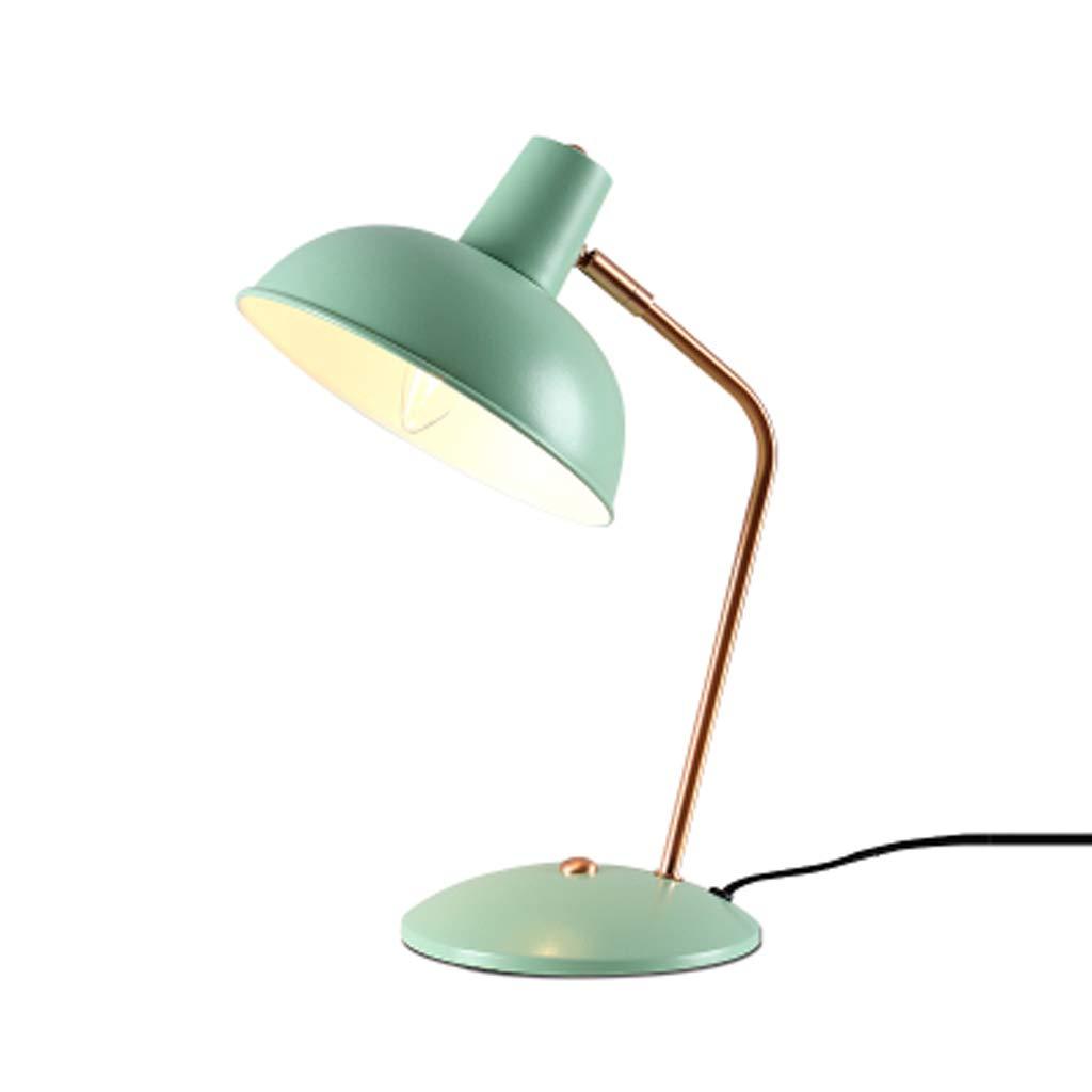 QIYINGYING Macaron lámpara de Mesa Ojo Cuidado Escritorio ...