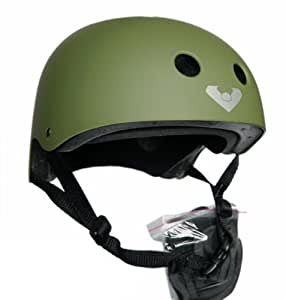 Viking Adult Multi-Sport Helmet (Flat Green)
