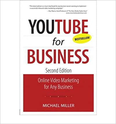 Free books downloadable YouTube for Business: Online Video Marketing for Any Business (Que Biz-Tech) (Paperback) - Common B00FGVEKYA (Spanish Edition) PDF
