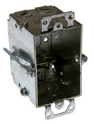 Raco Switch Box 1 Gang Bulk by Racoorporated (Image #1)