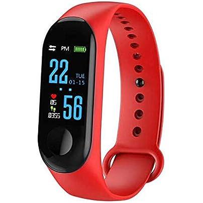 ya-Pedometri Fitness tracker smart bracelet blood pressure heart rate monitor waterproof smart belt wristband Estimated Price £46.14 -