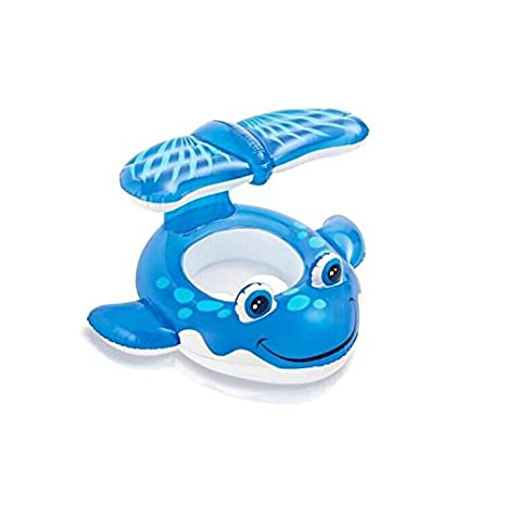 qwg de ballena Ride Niños Asiento nadar anillo hinchable flotador ...