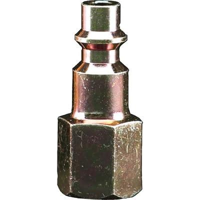 Bostitch BTFP72319 Industrial 1/4-Inch Series Plug with 1/4-Inch NTP Female Thread