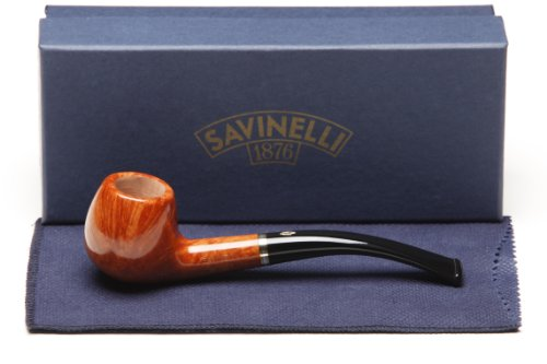 Savinelli Petite Natural 601 Tobacco Pipe