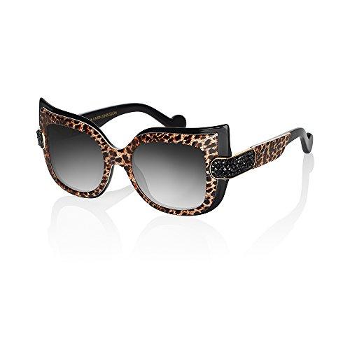Anna-Karin Karlsson Leopard Leaving Cuckoo'S - Karin Sunglasses Anna