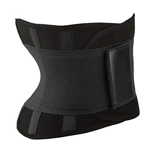 (Liobaba Post Belly Band,Waist Trainer Belt Belly Bandit for Weight Loss, Body Shaper Tummy Fat Burner)