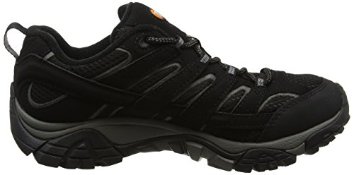 Moab Black Women's 2 Hiking Shoe Merrell GTX S10pwqw