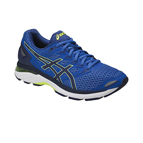 Asics GT 3000 5 Chaussure Homme Victoria Blue/Indigo Blue/Safety Yellow 41,5