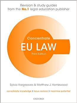 EU LAW Economic Integration & Free Movement Of Goods ...