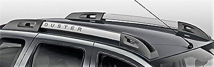 Menabo Reling Dachträger Für Dacia Duster 1 Phase 2 Von 2013 Bis 2018 Auto