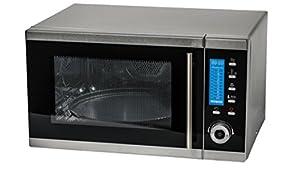 MEDION MD 15501 4 in 1 Mikrowelle mit Grill / 25 Liter / 900 Watt / 1100 Watt...