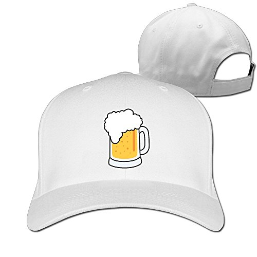 xssyz-unisex-i-love-beer-adjustable-baseball-caps-white