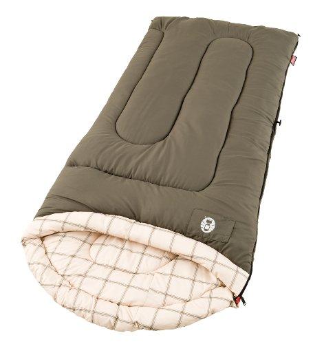 Coleman Calgary Cold-Weather Scoop Sleeping Bag, Outdoor Stuffs