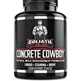 Goliath by Dr. Emil Concrete Cowboy - Male Enhancement Supplement - Libido, Testosterone