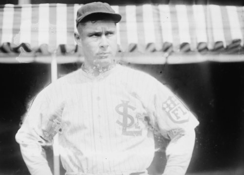 Pitcher St Louis (1913 photo Harry Cooper, pitcher, St. Louis Federal League baseball Vintage B c4)