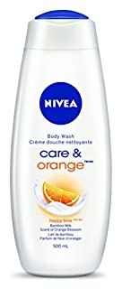 NIVEA Care & Orange Body Wash, 500 mL (B00CIU07FI) | Amazon price tracker / tracking, Amazon price history charts, Amazon price watches, Amazon price drop alerts