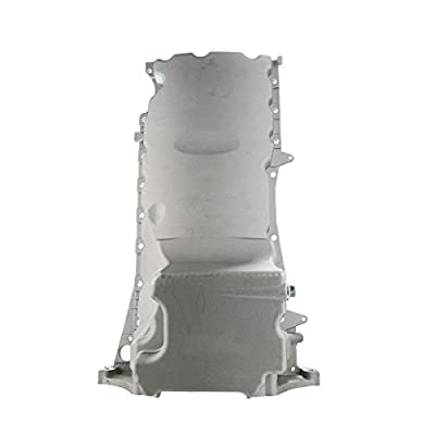 A-Premium Engine Oil Pan for Chevrolet Colorado 2004-2007 Hummer H3 2006-2010 H3T GMC Canyon: Automotive