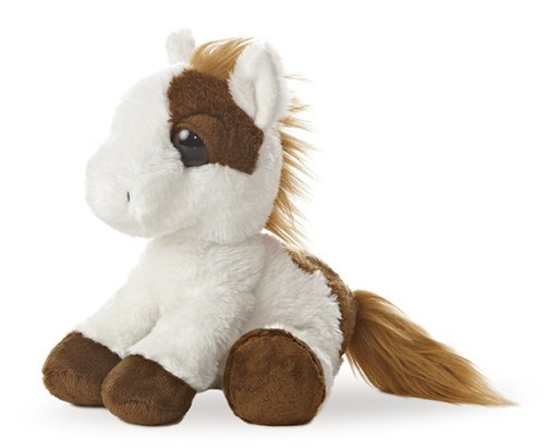 Aurora World World Dreamy Eyes 10 Plush, Sundance Paint Horse by AURORA (Plush Horse Paint)