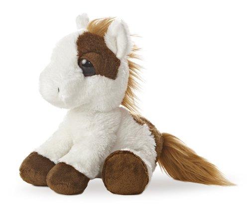 Aurora World World Dreamy Eyes 10 Plush, Sundance Paint Horse by AURORA (Paint Horse Plush)