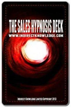 The Sales Hypnosis Flashcard Deck pdf epub