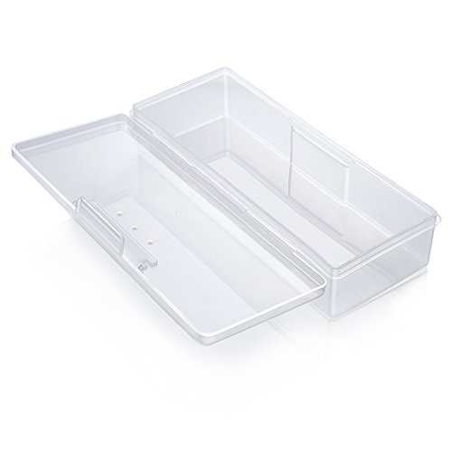 Elite99 Case Box Holder for Nail Accessories Nail Art Tips D