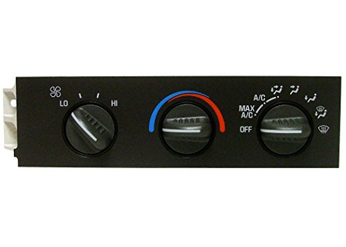 ACDelco 15-73568 GM Original Equipment Heater Control Assembly